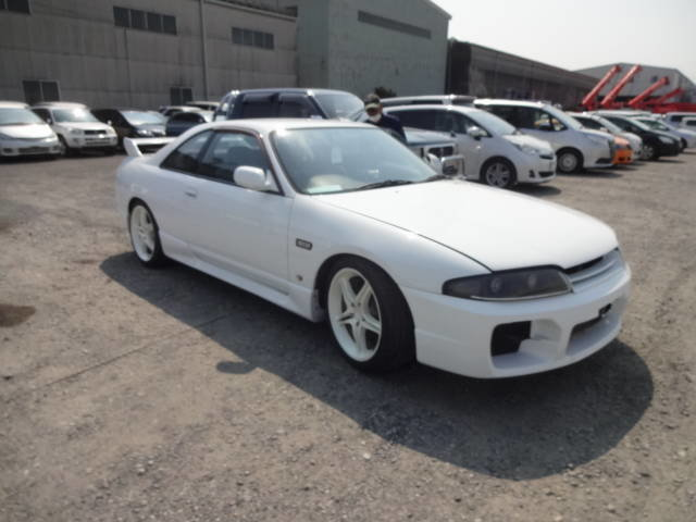 1993 1993 Nissan Skyline GTS25t For Sale