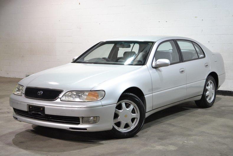 1992 Toyota Aristo
