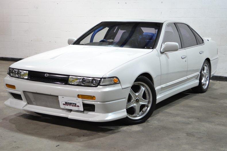 1991 Nissan Cefiro AWD