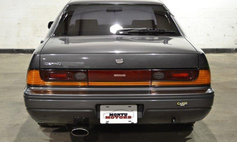 1990 1990 Nissan Cefiro For Sale