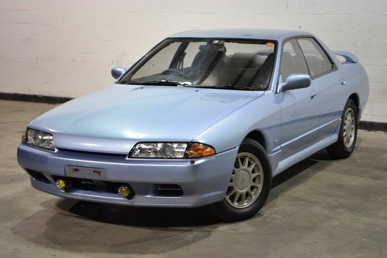 1992 Nissan Skyline GTS Type-S