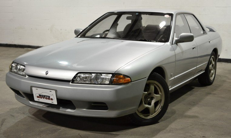 1990 Nissan Skyline GTS-T Type M