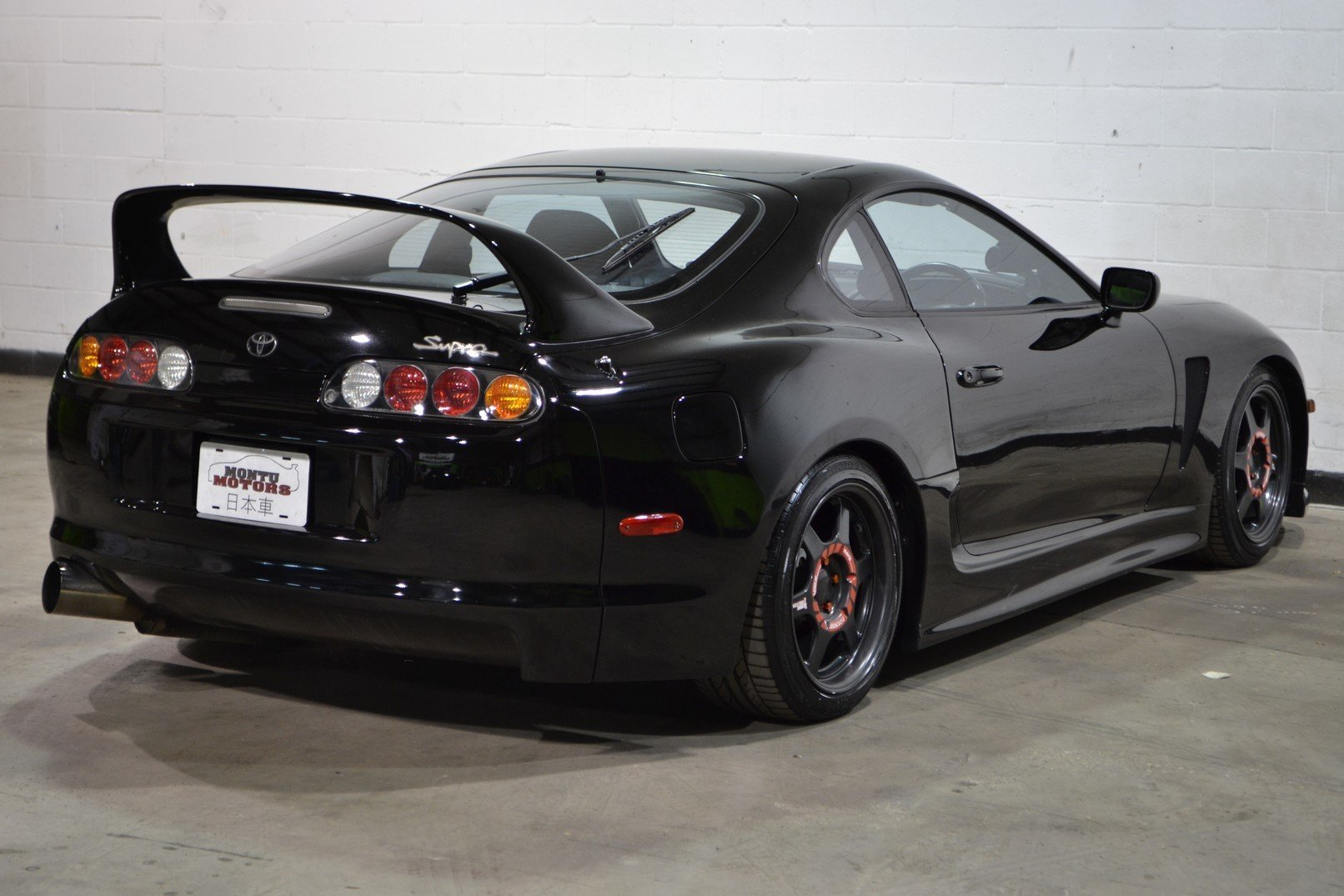 1993 toyota supra turbo 6 speed for sale 69951 mcg. Black Bedroom Furniture Sets. Home Design Ideas