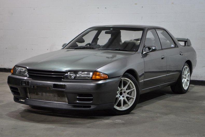 1990 Nissan Skyline GTS-T