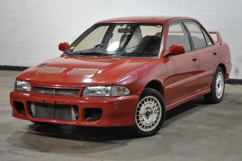 Mitsubishi Lancer Evo 5 Gsr Rs Teile 390ps: 1992 Mitsubishi Evolution I GSR