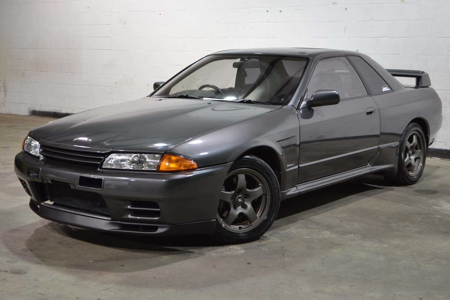 1992 nissan skyline gtr for sale 77818 mcg. Black Bedroom Furniture Sets. Home Design Ideas