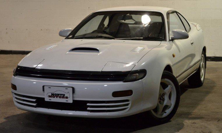 1989 Toyota Celica GT-Four