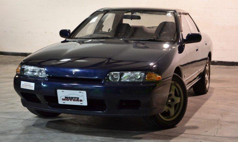 1989 Nissan Skyline GTS-T Type M