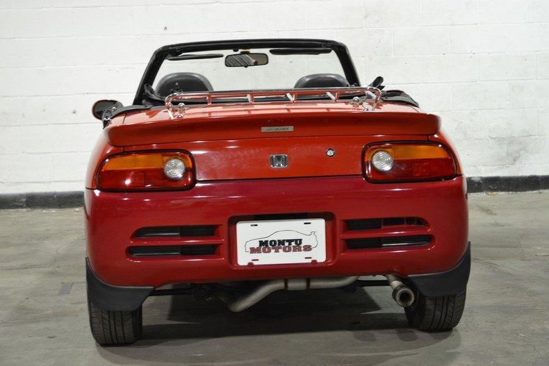1991 1991 Honda Beat For Sale