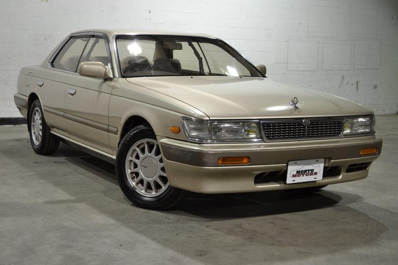1990 Nissan Laurel Medalist Montu Motors