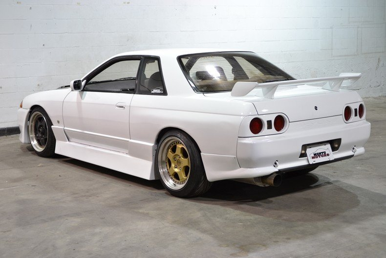 1989 1989 Nissan Skyline GTS-T Type M For Sale