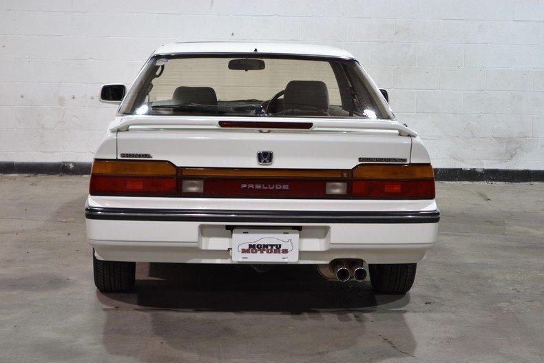 1989 1989 Honda Prelude For Sale