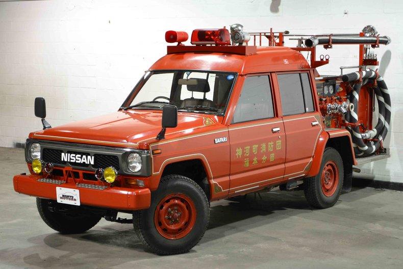 1990 Nissan Safari
