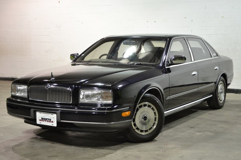 1990 Nissan President Sovereign Montu Motors