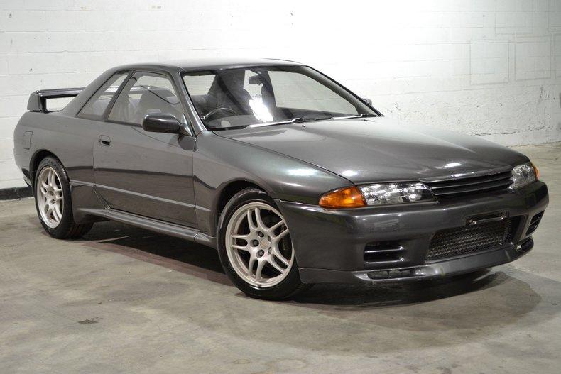 1990 Nissan Skyline GTR | Montu Motors
