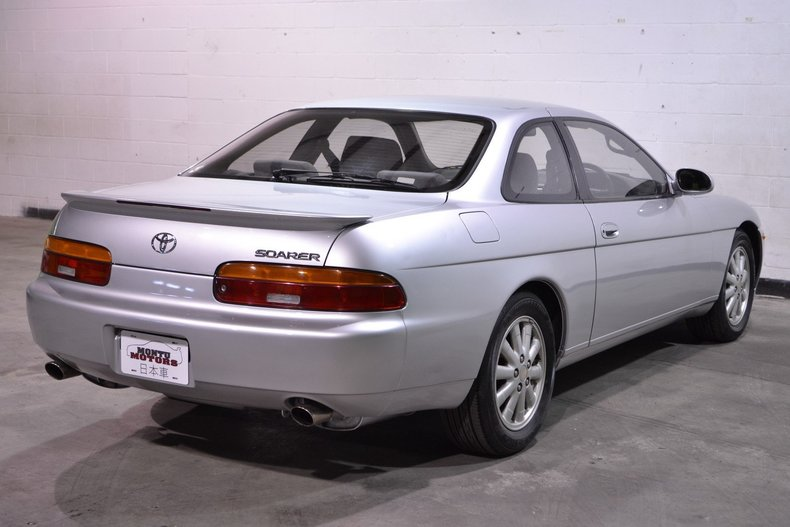 1991 1991 Toyota Soarer For Sale