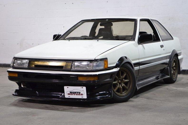 1986 Toyota Corolla AE86