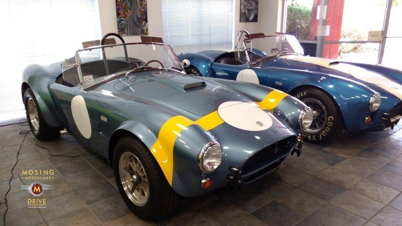 1965 Shelby FIA 289