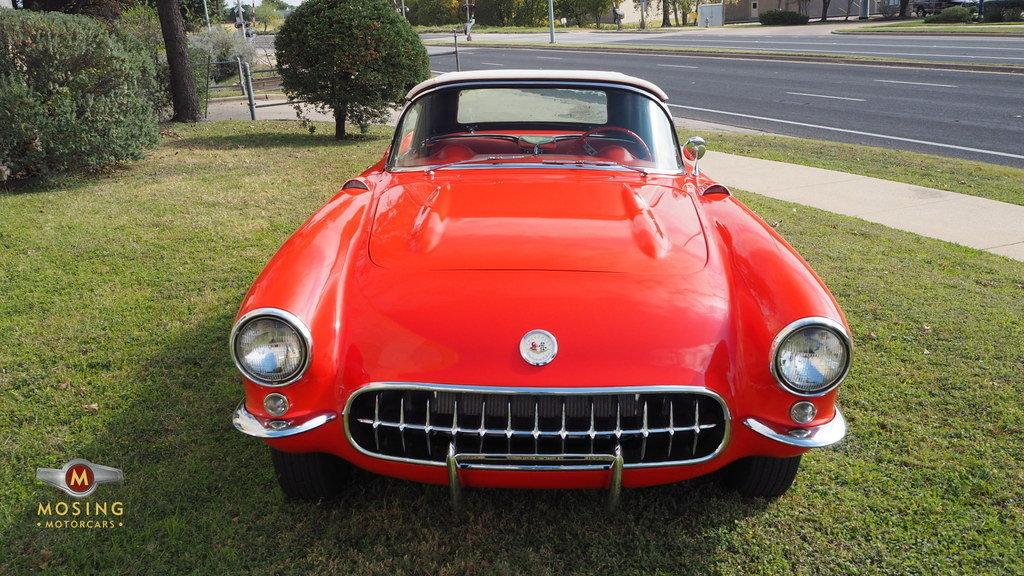 866b1f44a17 hd 1956 chevrolet corvette convertible