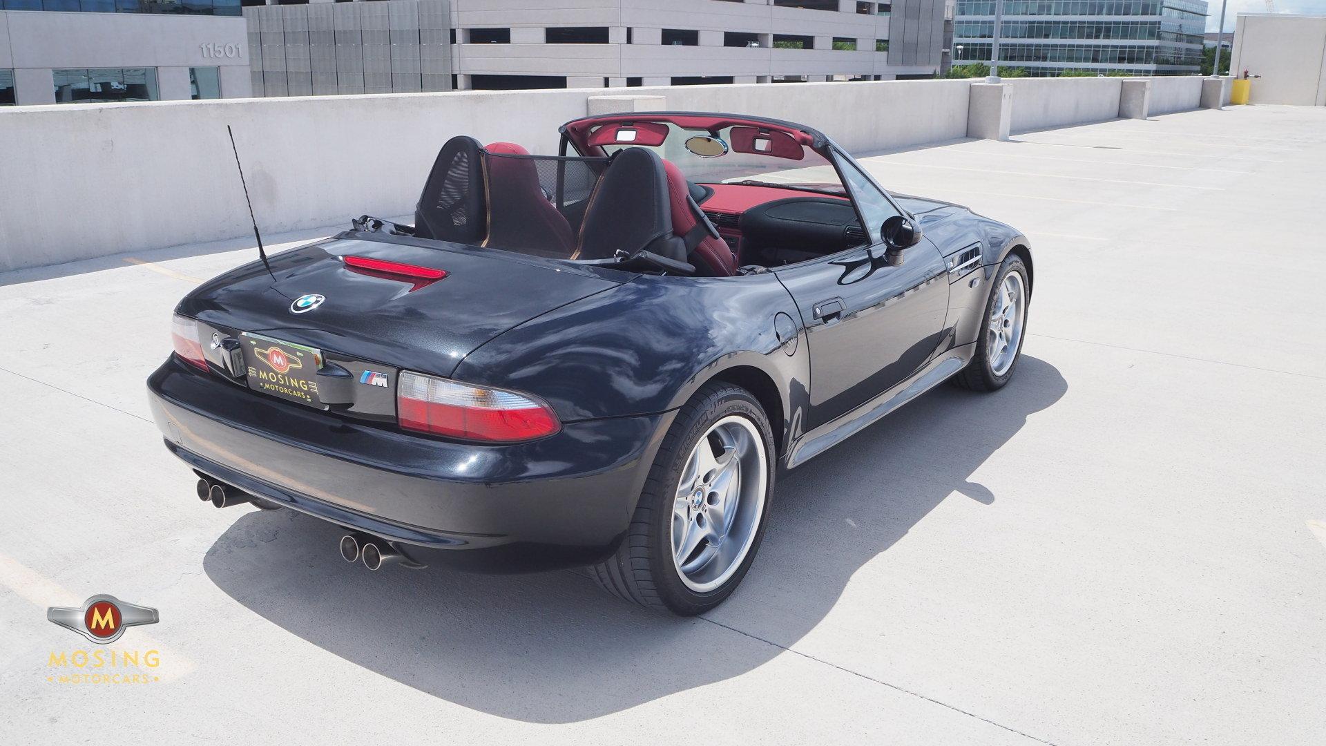 2001 Bmw Z3 M Roadster S54 Mosing Motorcars
