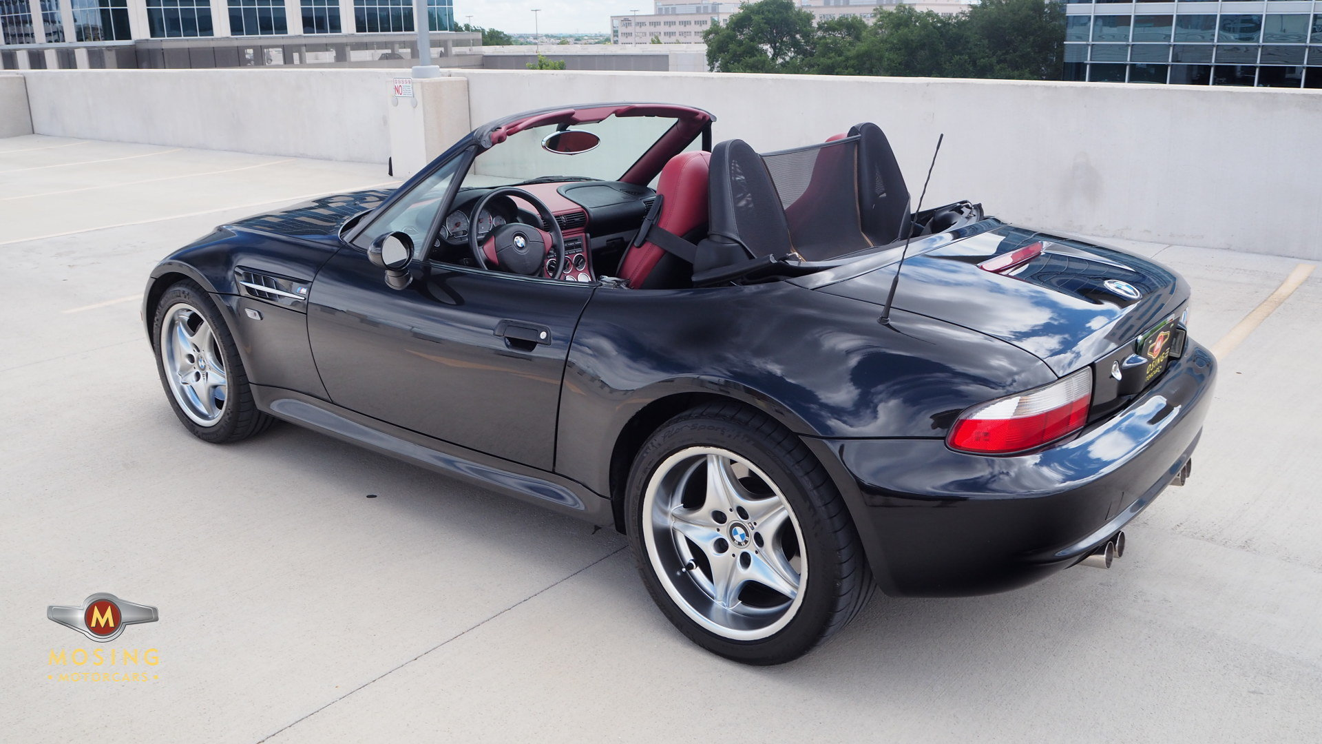 2001 Bmw Z3 M Roadster S54 For Sale 92262 Mcg