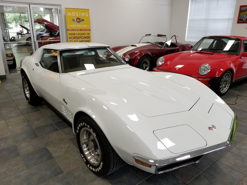 734b9afcb7 hd 1971 chevrolet corvette