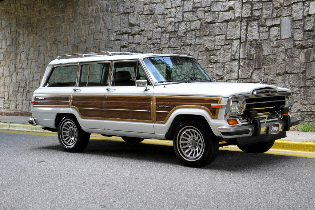 1991 jeep grand wagoneer motorcar studio. Black Bedroom Furniture Sets. Home Design Ideas