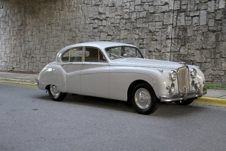 1958 Jaguar Mark VIII