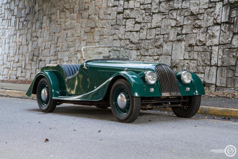 1955 Morgan Plus 4
