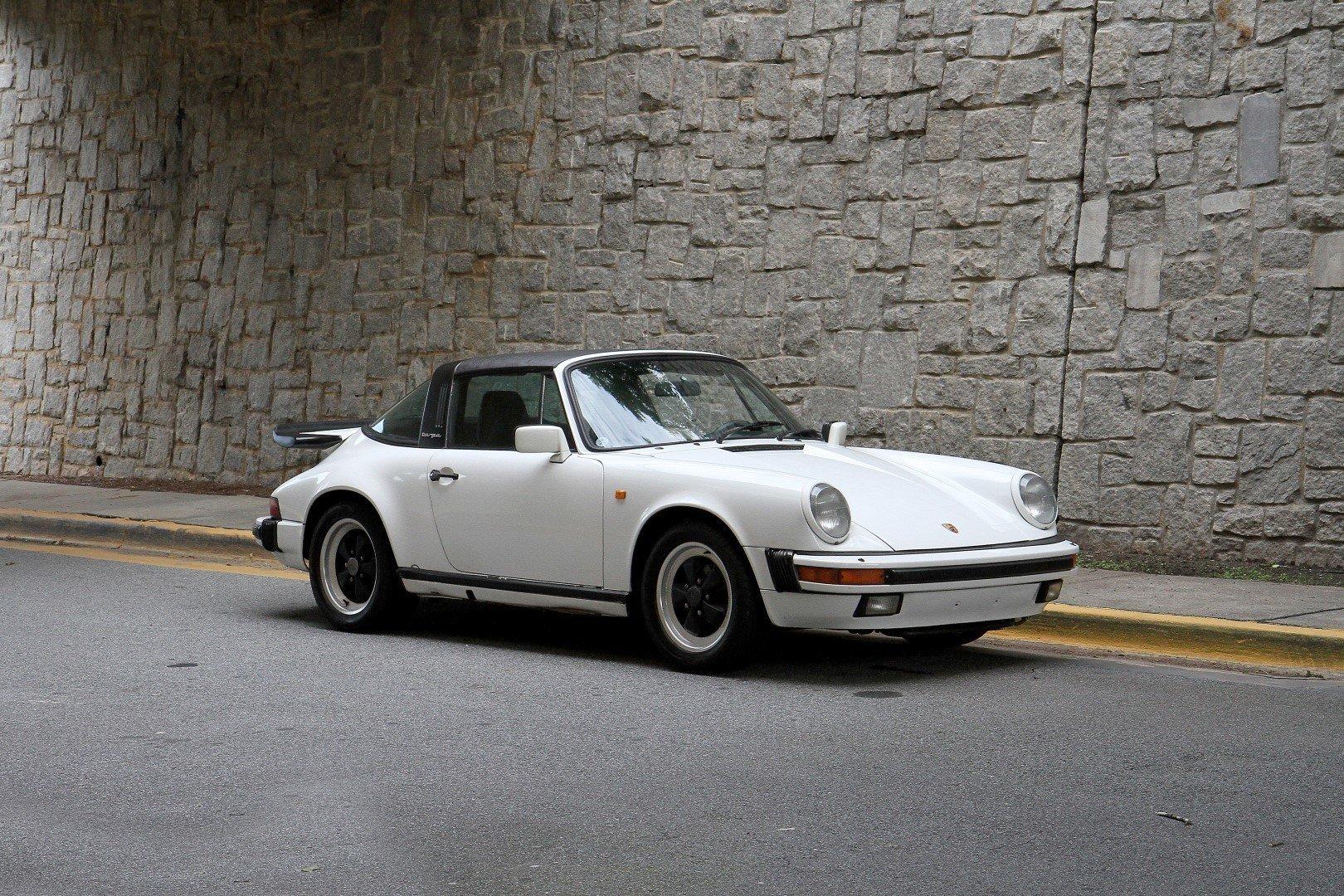 19670c hd 1985 porsche 911 euro carrera targa