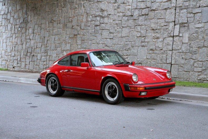 1986 Porsche 911 Motorcar Studio