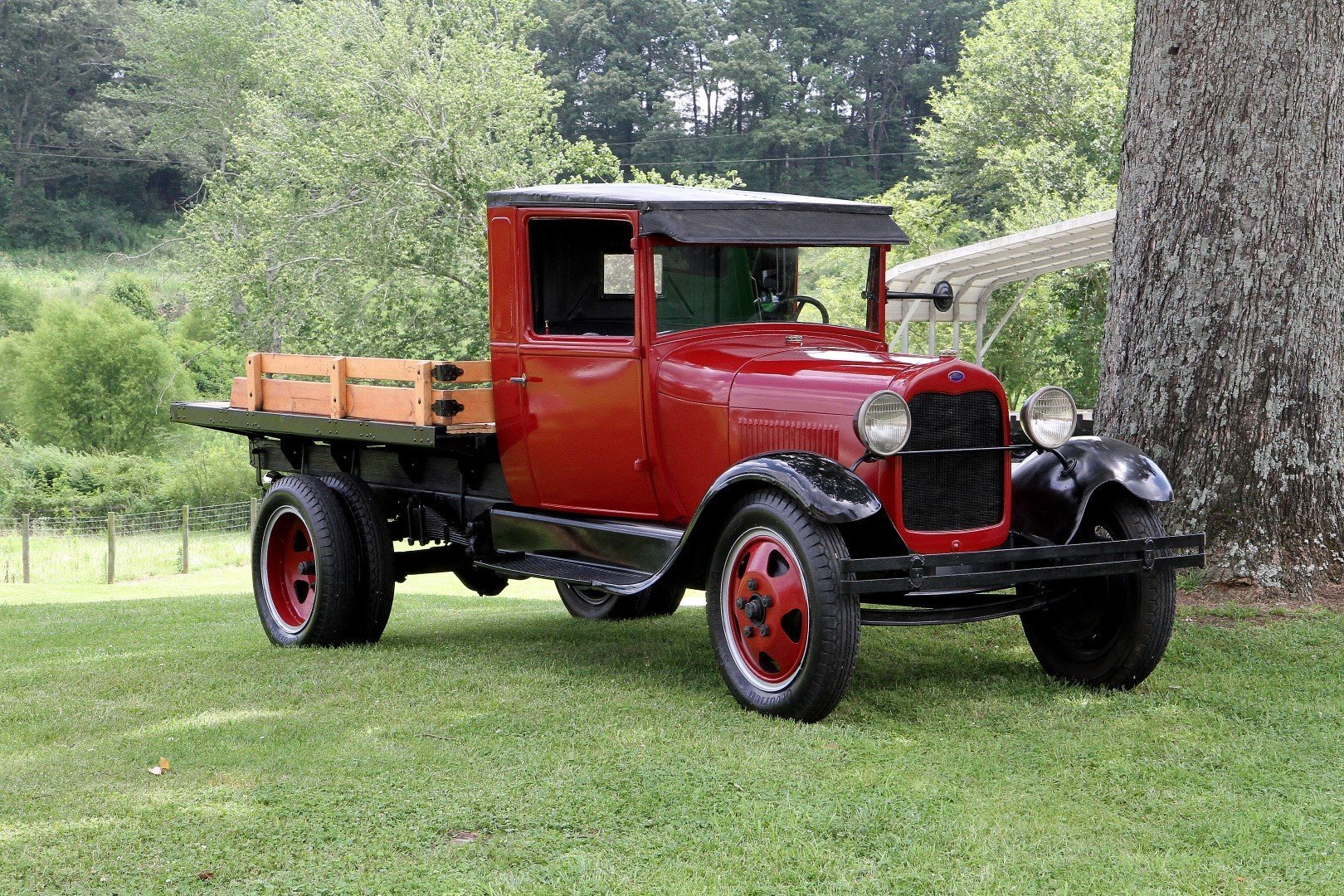 196301 hd 1929 ford aa truck