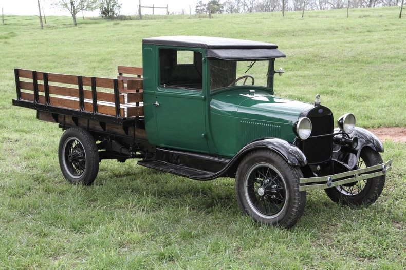 1928 Ford AA