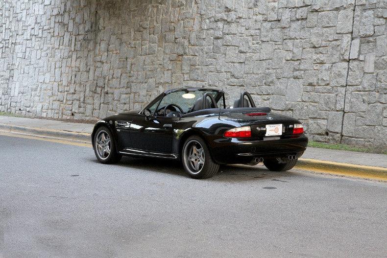 2002 Bmw M Roadster Motorcar Studio
