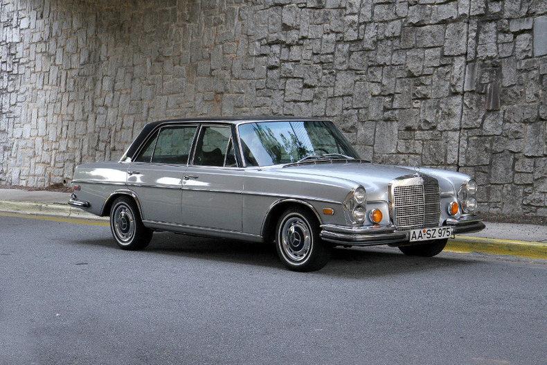 1972 Mercedes-Benz 280 SEL