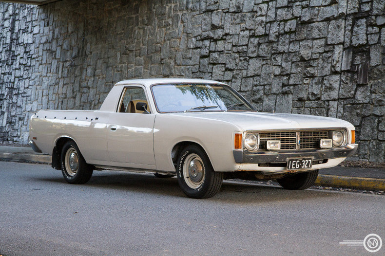 1975 Chrysler Valiant