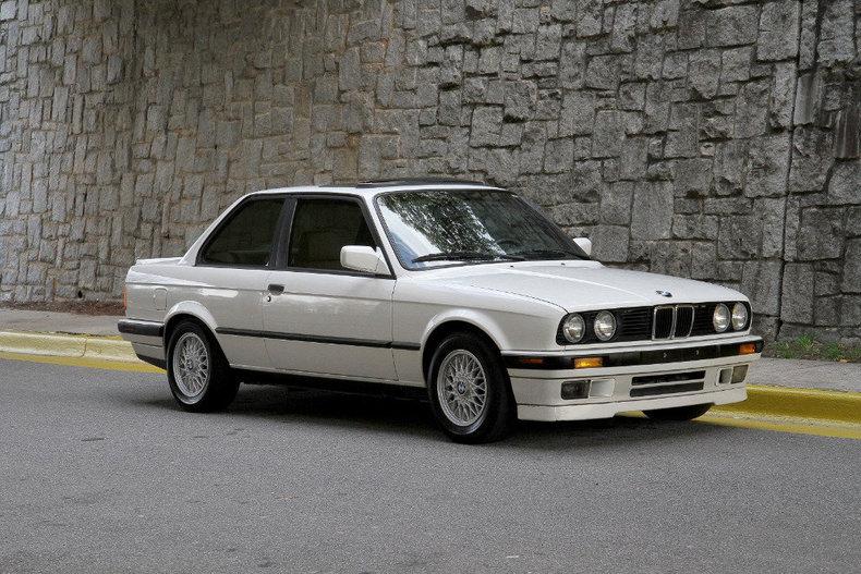 1991 BMW 3-Series