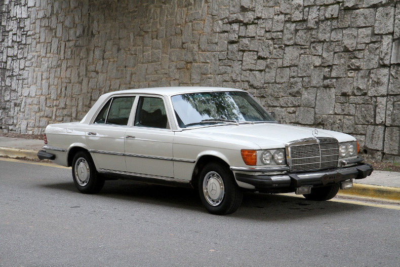 1976 Mercedes-Benz 450SE