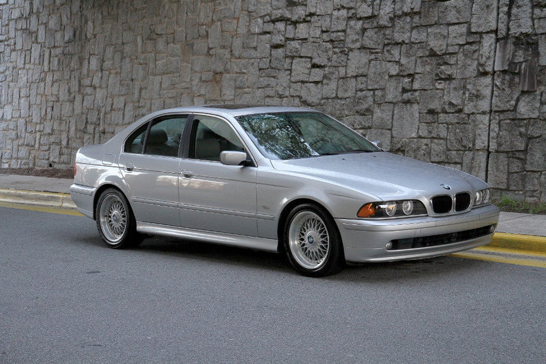 2001 BMW 525i for sale #69162 | MCG