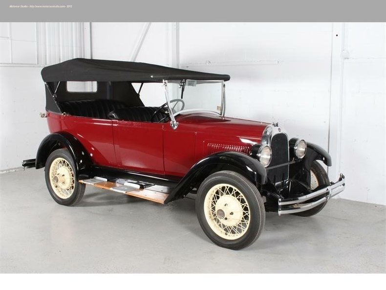 1926 Willys Whippet