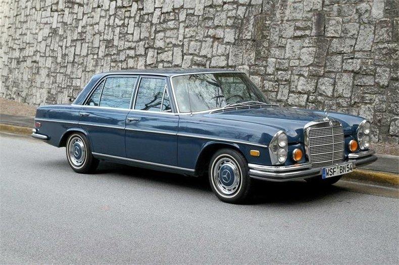 1973 Mercedes-Benz 280 SEL
