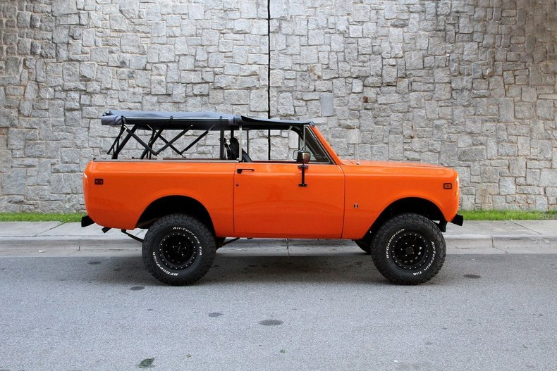 Df E Low Res International Scout Ii on Custom Roll Cage Scout Ii