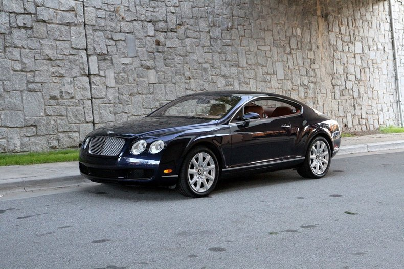 2005 bentley continental my classic garage. Black Bedroom Furniture Sets. Home Design Ideas