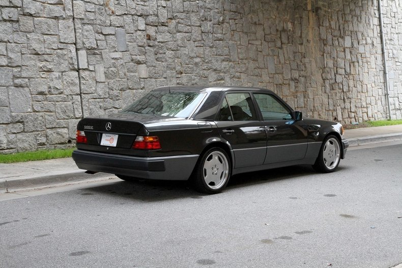 1992 mercedes benz 500e my classic garage for Mercedes benz 500 e