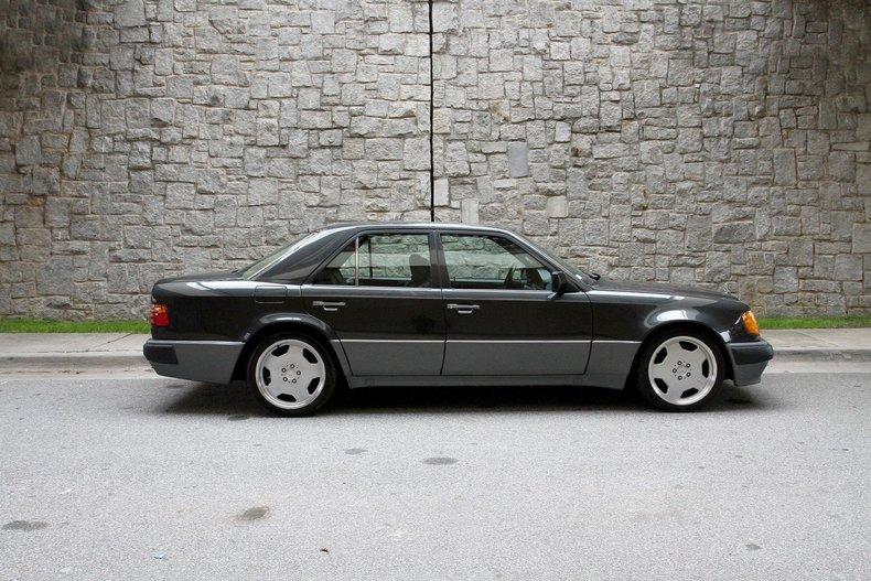 1992 Mercedes Benz 500e For Sale 75734 Mcg