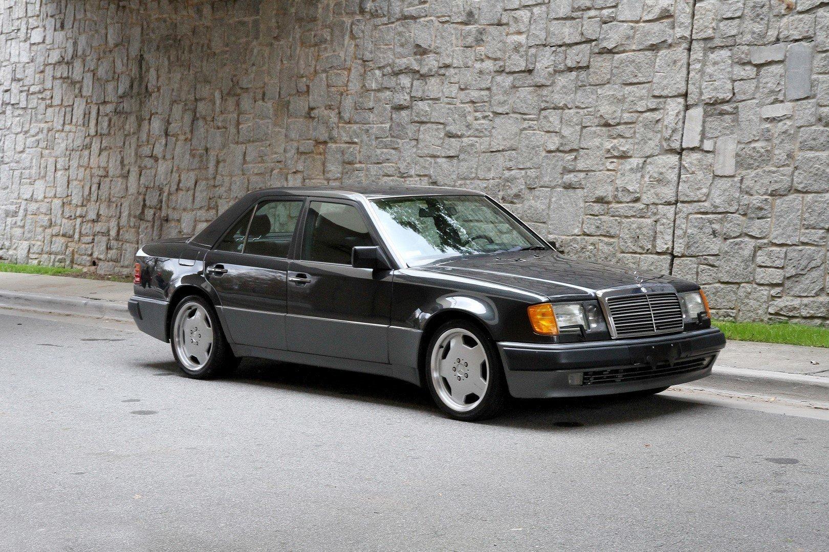 250434d1b118 hd 1992 mercedes benz 500e