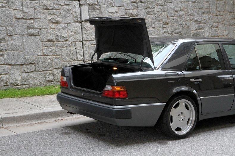 1992 mercedes benz 500e motorcar studio for Mercedes benz 500 e