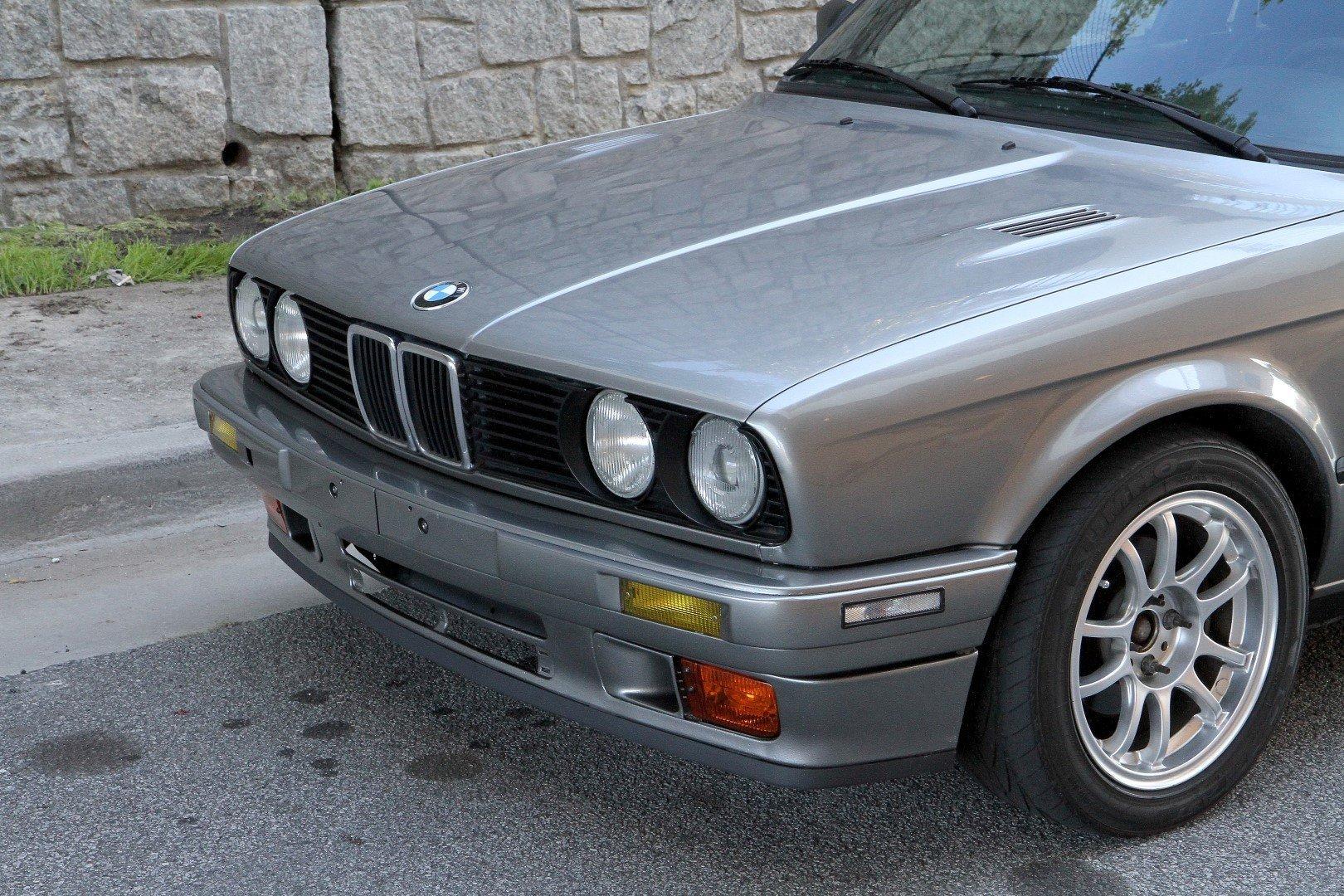 1989 Bmw 325i Motorcar Studio
