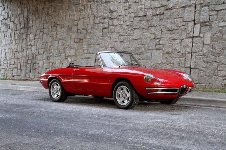 Alfa Romeo Duetto For Sale MCG - 1967 alfa romeo duetto spider for sale