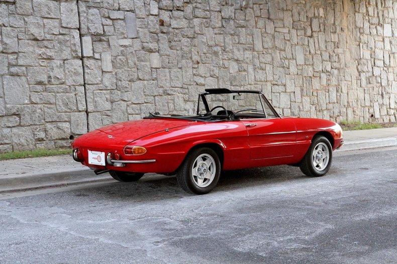 1967 alfa romeo duetto for sale 78643 mcg for Garage alfa romeo villeneuve d ascq